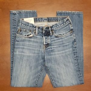 Abercrombie and Fitch boys denim jeans